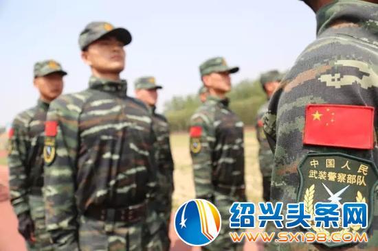 武警特种部队臂章-全国武警官兵今天起全面佩戴新式标志 服饰图片