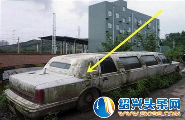 僵尸车 新型城市垃圾