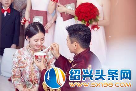霍建华林心如大婚林心如中式婚纱超美陈妍希刘诗诗angelababy佟丽娅图片