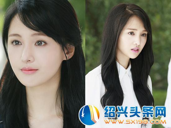 杨幂郑爽刘诗诗娜扎 女星浓密的头发一半都是假的?