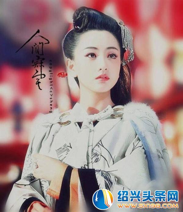 古装戏少不了披风 刘亦菲赵丽颖孙俪谁最美?