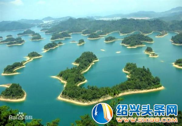 2,千岛湖风景区