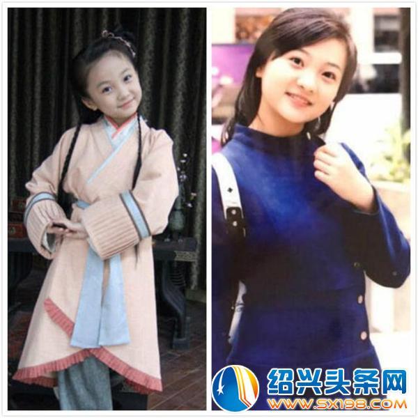 《美人心計》童星今昔對比 變化最大的竟是她!圖片