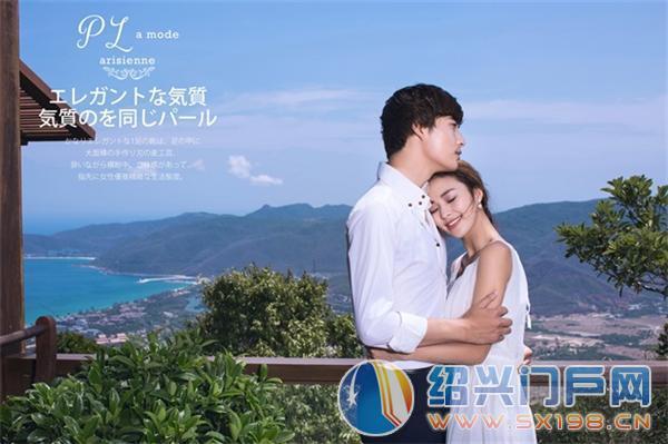 三亚海景外景婚纱摄影(1)