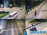 东江银湾小区门口,逆向行驶的他撞到67岁大妈,他选择逃逸……