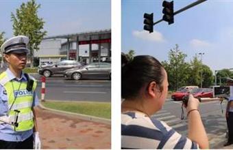 今天上午,941绍兴交通广播直播一小时,就有35辆车被查处曝光!